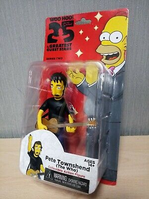 Neca The Simpsons Series 2 The WHO Full Set Figures New Rare