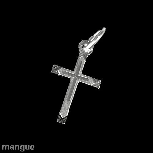 mit Panzerkette Kreuz Anhänger Echtschmuck 925 Sterling Silber
