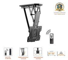 Allcam Electric Motorised Tv Bracket Ceiling Mount For 23 42 W Vesa 200x200