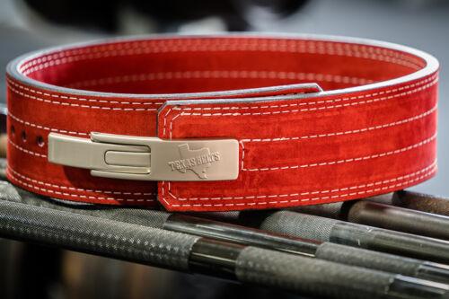 Titan Brahma 13mm Lever Powerlifting Belt IPF legal Powerlifting