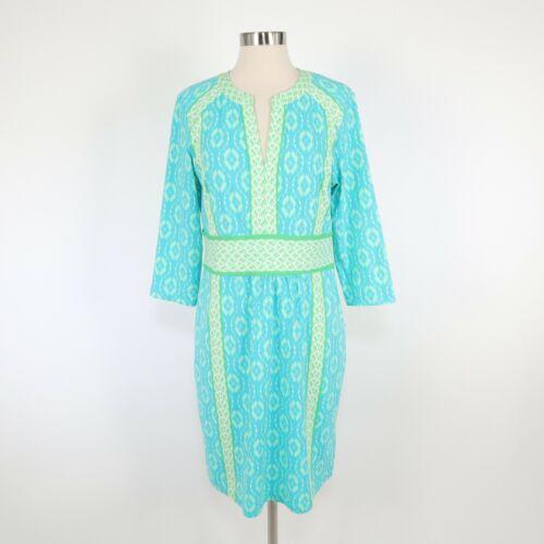 J. McLaughlin Lola Dress L Large Catalina Cloth Ik