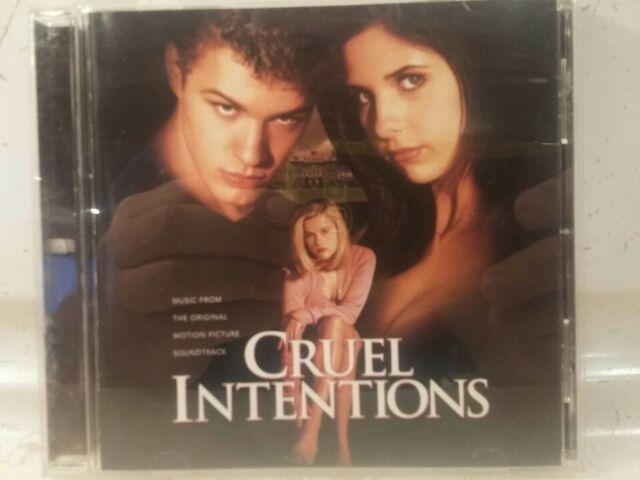 Various Artists : Cruel Intentions: Original Soundtrack CD ...
