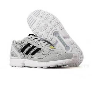 adidas zx flusso slalom uomini originali croce scarpa