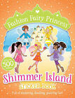 Shimmer Island Sticker Book by Poppy Collins (Paperback, 2000)