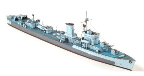 """JSC 018 Zerstörer /""""Blyskawica/"""" U-Boot /""""Orzel/""""  ohne//mit Lasercutteilen"""