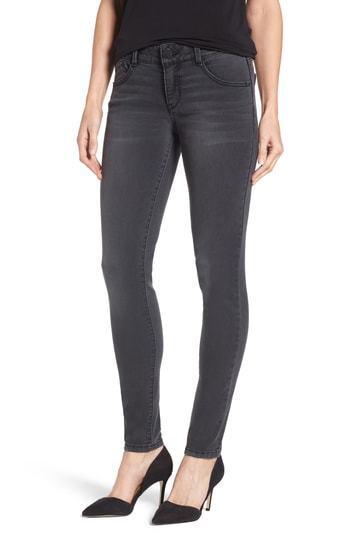 Ab-Solution Skinny Ankle Black Jeans by WIT /& WISDOM