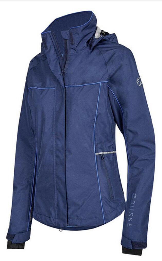 Autobuses chaqueta Cirro-ligera lluvia chaqueta
