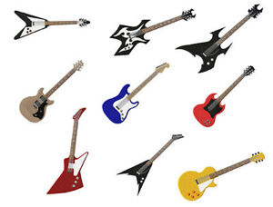 9-Guitars-Machine-Embroidery-Designs-set-for-5x7-hoop