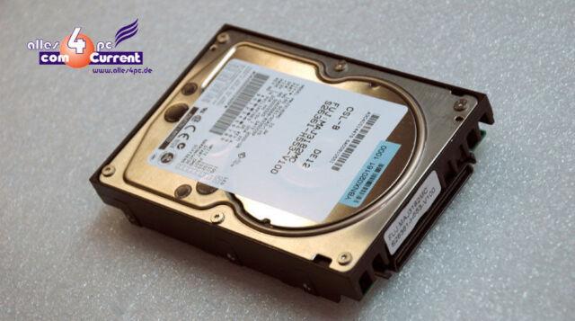 80POL 18 GB Hard Drive Fujitsu MAJ3182MC CA05668-B33500SP SCSI Server #N841 MM