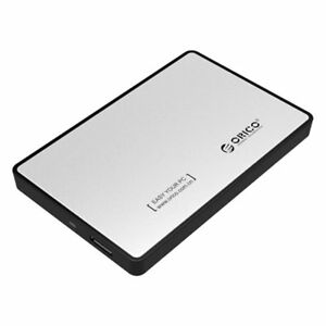 ORICO-2588US3-USB-3-0-External-2-5-034-SATA-SSD-HDD-Hard-Disc-Drive-Enclosure-Si-AU