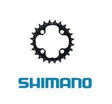 Shimano Deore FC-M590-10, 24T Chainring, Type AE, 42-32-24, Black Y1LV24000
