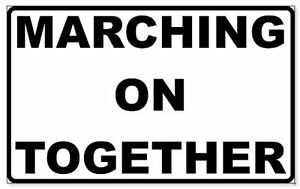 Leeds United Marching On Together Vinyl Decal Sticker For Car - Custom vinyl stickers leeds
