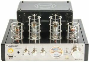 MADISON MAD-TA10BT Amplificateur de Tube Stéréo