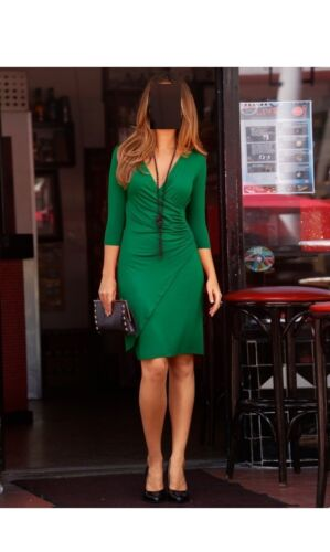 46 44 Party Dress In 42 Brand Optics Green 50 0514302594 gr Wrap 8qXnwBnz