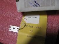 Hewlett Packard Crystal Holder 00940-600 Nsn: 5955-00-578-9938