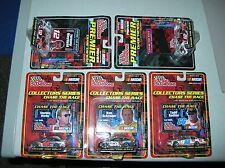 RC 2001 CHROME CHASE NASCAR Diecast Schrader Marlin Bodine Mayfield Layin rubber