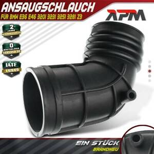 BMW E46 Z3 E36 6-Zylinder M52 13541705209 Ansaugschlauch Luftschlauch Saugrohr