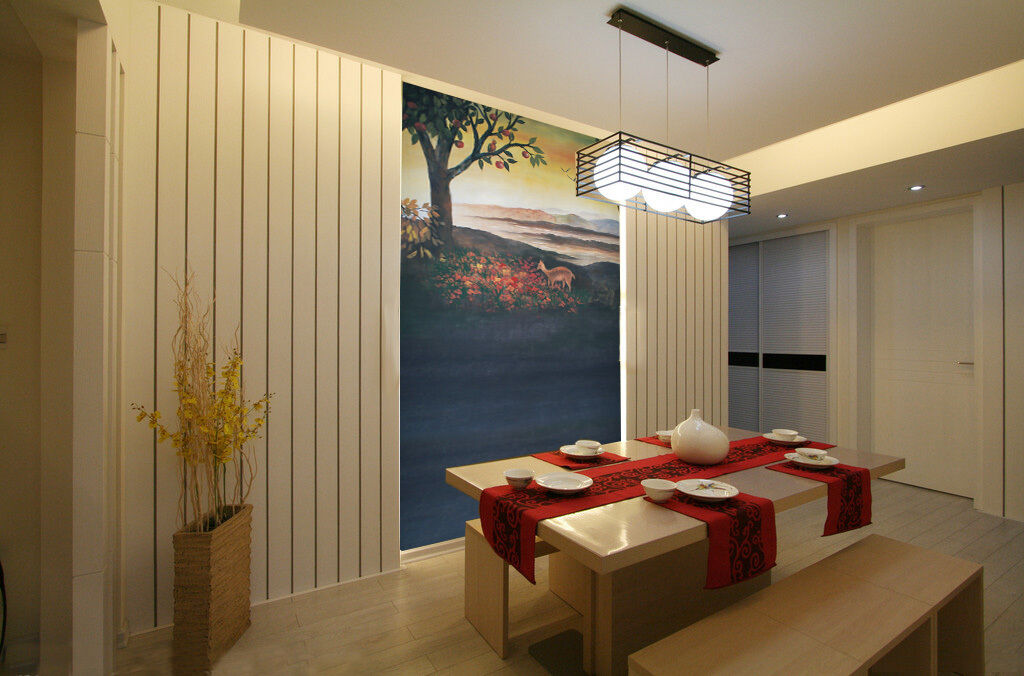 3D Natural Scenery Painting 39 Wall Paper Wall Print Decal Wall AJ Wall Paper