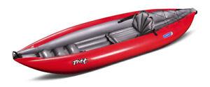 Gumotex Twist Model 1 - Schlauchkajak - Grün oder Rot