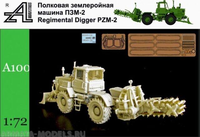 Alex Miniatures A100 TZM-2 based on T-150