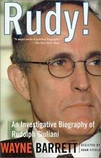Rudy!: An Investigative Biography of Rudolph Guiliani