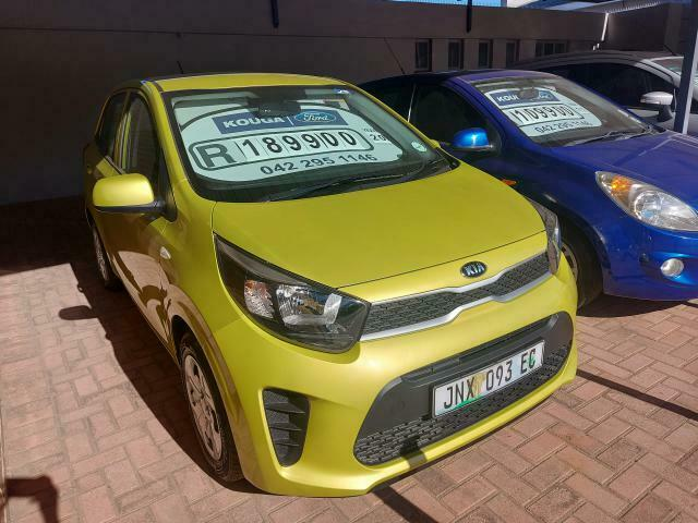 2020 Kia Picanto MY20 1.0 Street AT for sale!