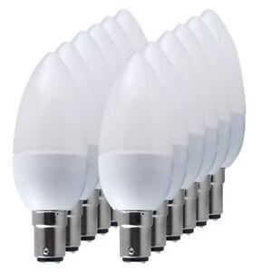12-6x-B15-Small-Bayonet-Cap-3W-LED-Candle-Bulbs-35W-Spotlight-Energy-Saving-Lamp