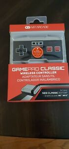 My Arcade Gamepad Classic wireless controller for NES classic