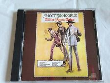 MOTT THE HOOPLE All The Young Dudes CD Original Columbia CK 31750 M- !