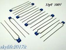 47 pF .20 10 Stück #B-7-6 Kondensator NCS 12-125 V