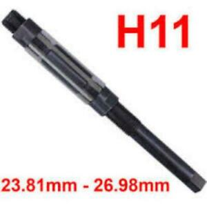 """H11 Adjustable Hand Reamer 15//16/"""" to 1-1//16/"""" 23.81-26.98mm INDIA BEST QUALITY"""