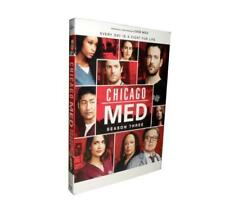 Chicago Med Season 3 ( Dvd2018 5-disc Set)
