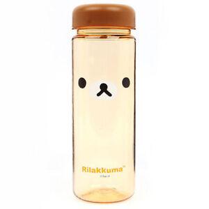 Rilakkuma-Bottle-Cute-Water-Kids-500ml-BPA-Free-Gift-Sports-Outdoor-NK