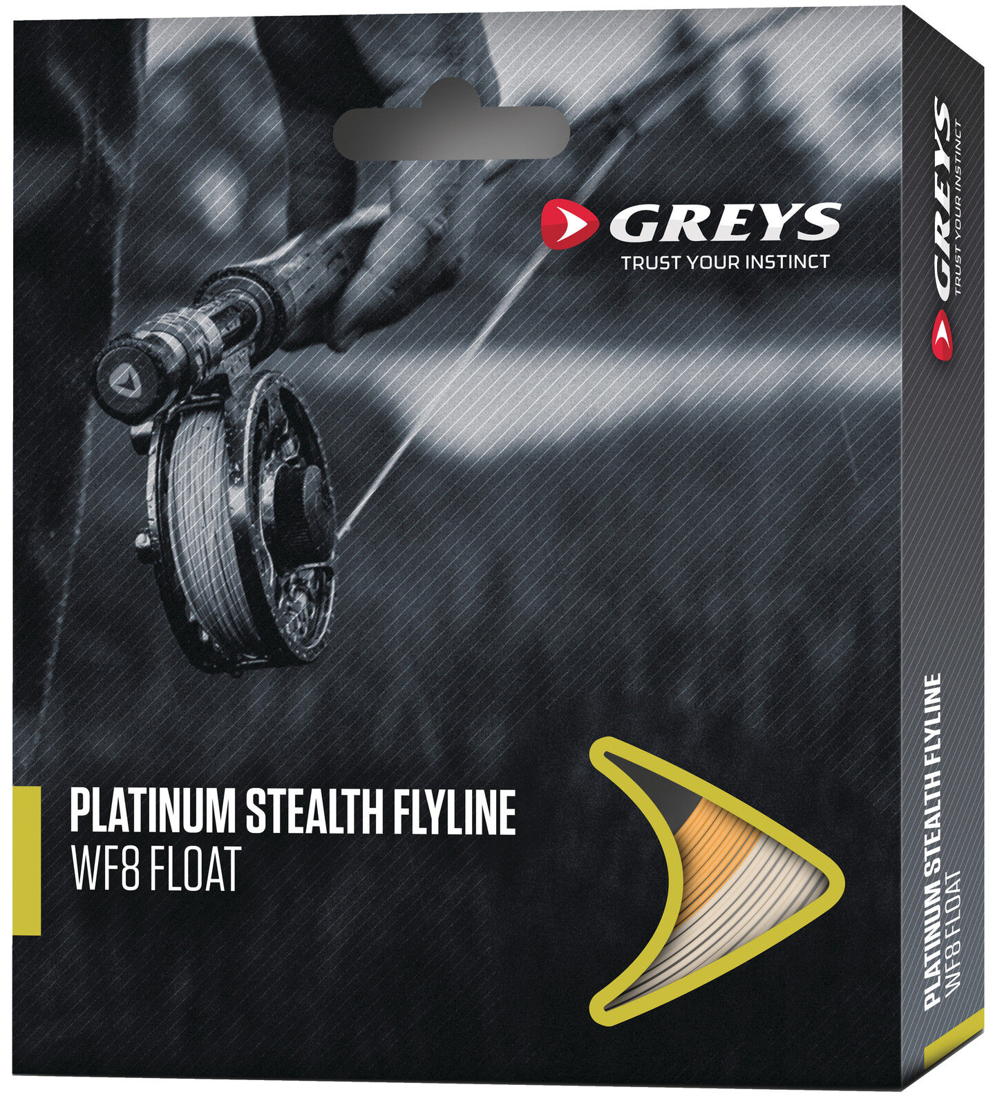 Greys Platinum Stealth Fly Line   Trout Fishing