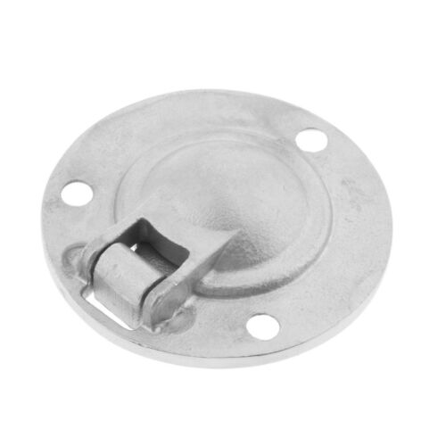 """Marine Boat 316 Stainless Steel Flush Lift Ring Hatch Pull Handle 50mm 2/"""""""