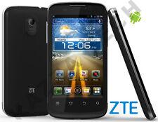"ZTE Blade 3 4"" Negro Android 4.0 III Wifi GPS Teléfono inteligente Desbloqueado REFURB Celular"
