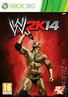 Microsoft Xbox 360 Game WWE 2k14 Good