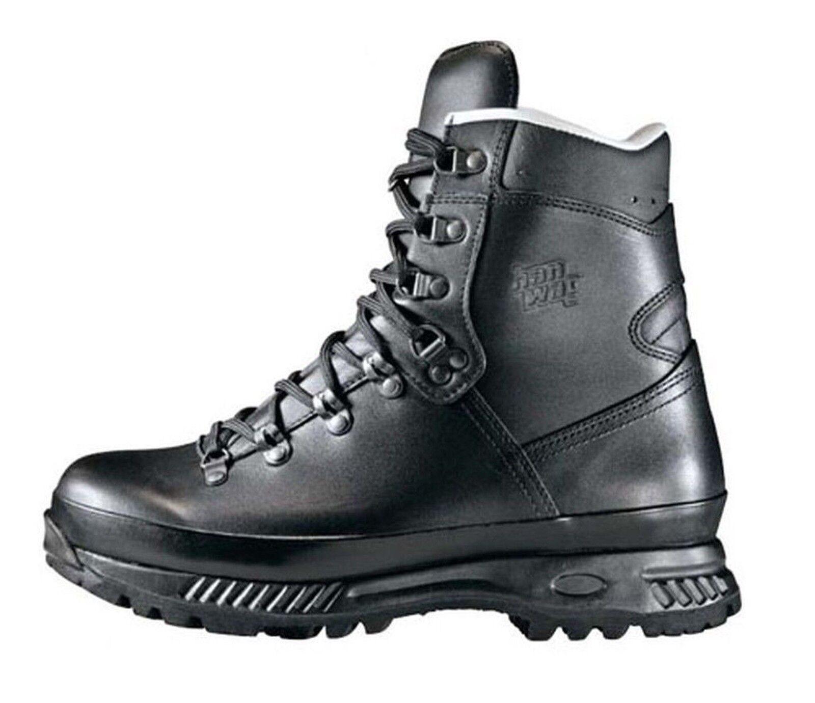 Militär und Sicherheitsdienst HANWAG Special Force LX Größe 9 - 43 schwarz