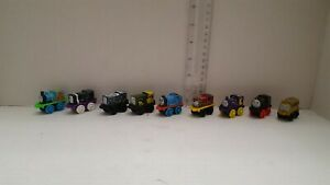 Thomas-The-Train-Minis-LOT-of-9-Fast-Shipping