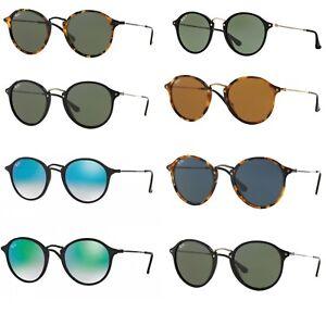 lunettes de soleil Ray Ban RB2447 ronde homme femme classique verre ... 9279f652ce0d