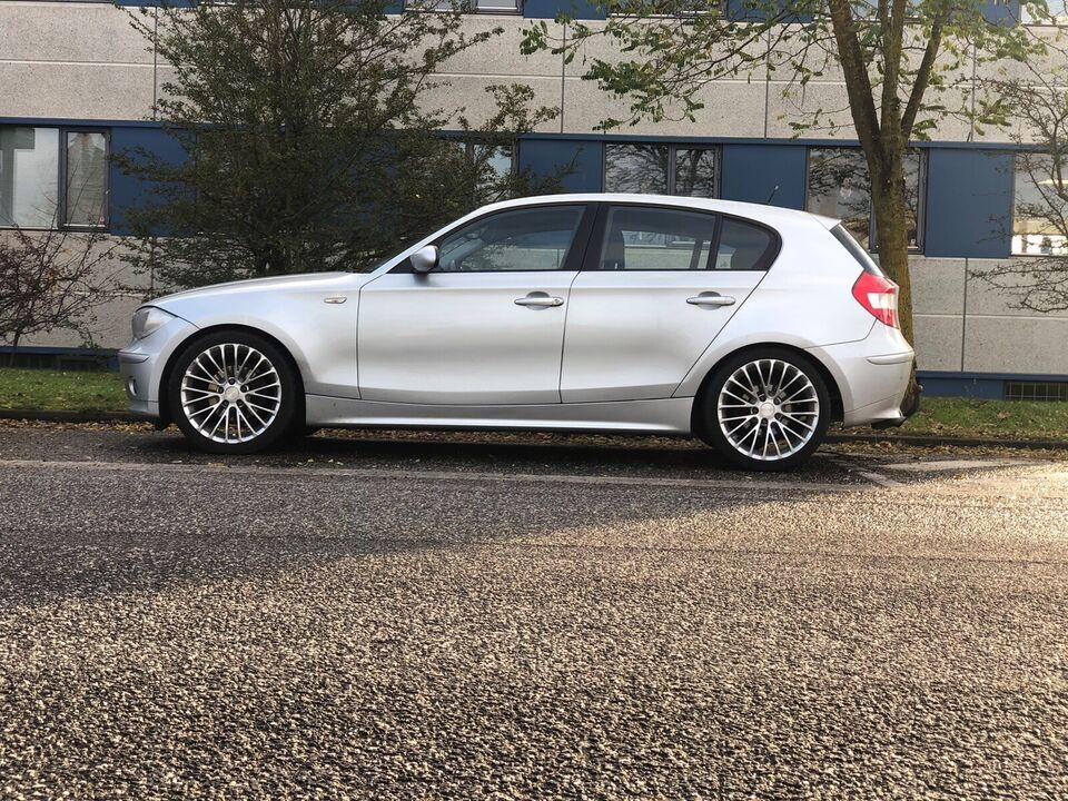 BMW 118d, 2,0, Diesel