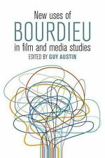 NEW USES OF BOURDIEU IN FILM AND MEDIA STUDIES - NEW HARDCOVER BOOK
