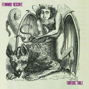 Fernando-Viciconte-Traitors-Table-CD-2019-NEW-FREE-Shipping-Save-s