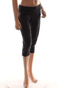 adidas-Damen-3-4-Caprihose-Eessentials-Capri-Hose-Fitnesshose-Schwarz-XS