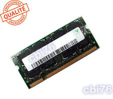 Mémoire Kingston 2GO/GB DDR2 Sodimm 200PIN 800MHZ PC2-6400 KVR800D2S6/2G