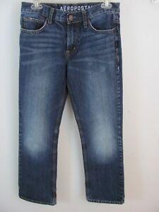 d211b2db377 Aeropostale Jeans Mens Sz 27 / 28 (30 x 27 Actual) Driggs Slim ...