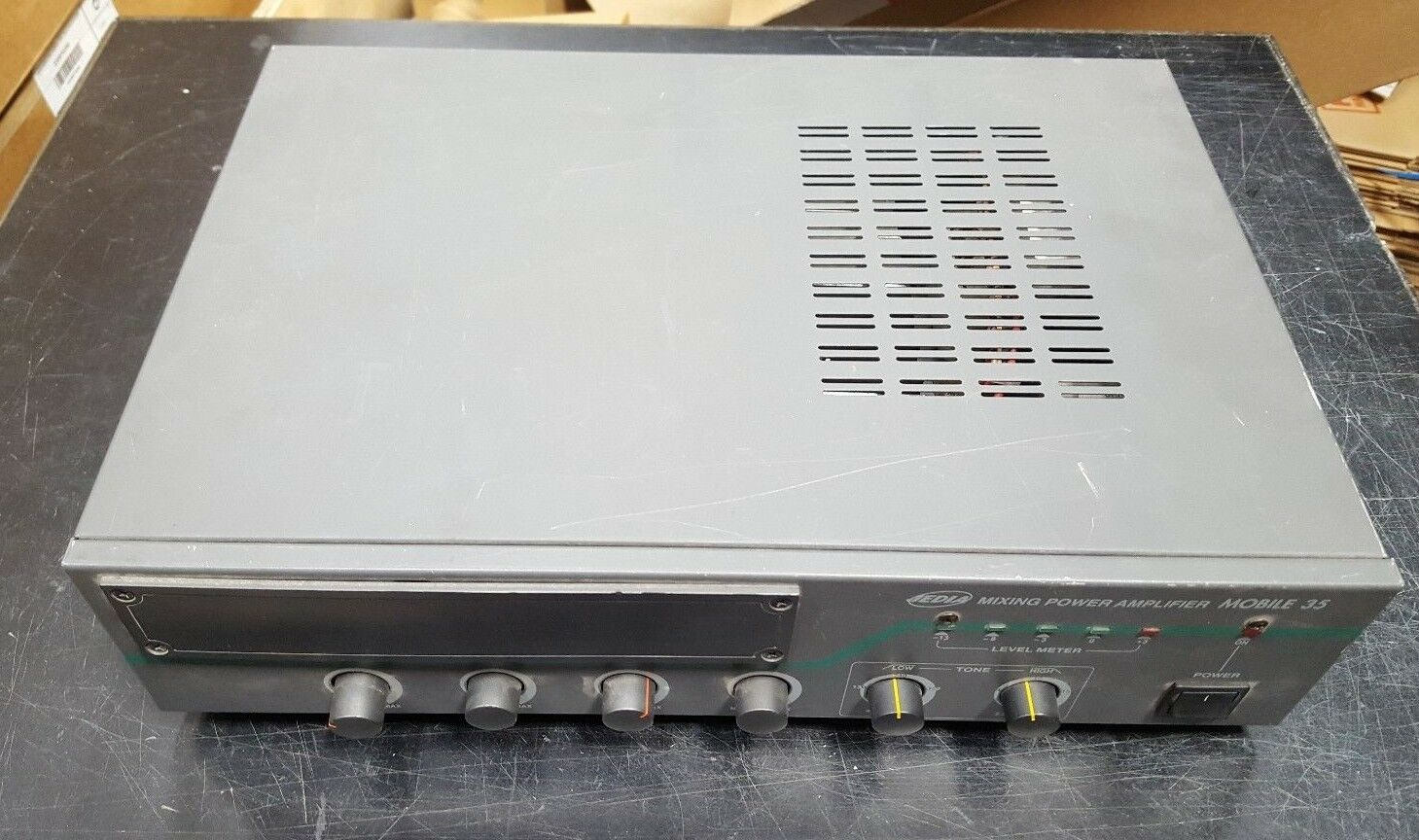 JEDIA MOBILE-35 MIXING POWER AMPLIFIER (R5S8.4)