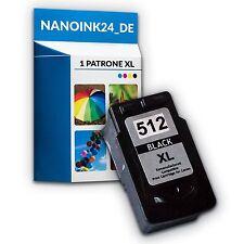 Tintenpatronen für Canon 512 XL  MP250 MP280 MP495   bei Nano