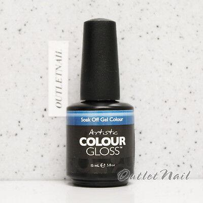 Artistic Nail Design >> PART A Colour Gloss Soak Off Gel Colour - SHIP IN 24H
