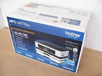 Brand Brother Mfc-j4710dw Wireless 11x17 Wide Format All-in-1 Inkjet Printer